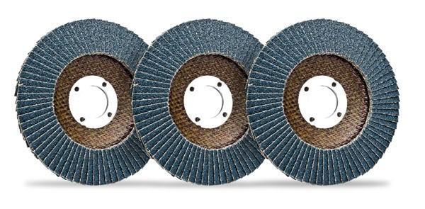 Discos Laminados (Flap Discs)