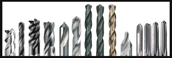 Las diferentes brocas según el tipo de industria