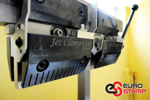Jet Clamp: Nuevo Sistema de Sujeción