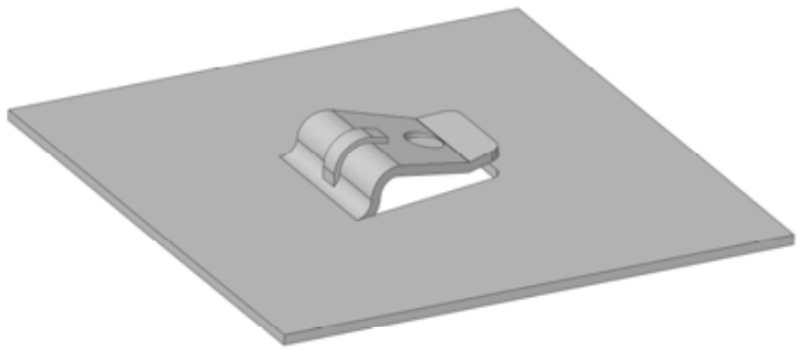 Fácil unión de partes con SnapLock