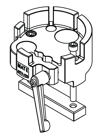 Dispositivo de Sujeción Xcel para Torreta Baja