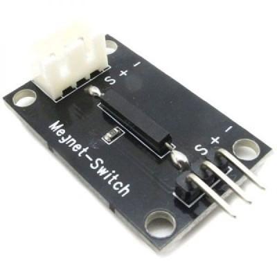 Control Posición: sensor magnético electrónico