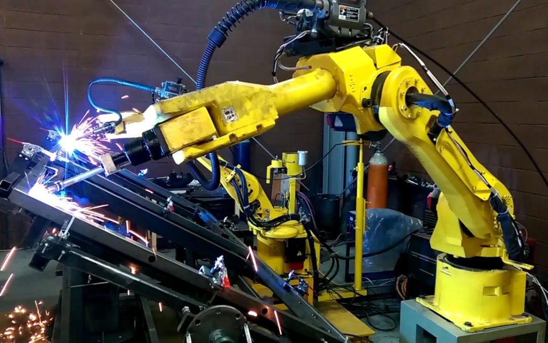 Mitos sobre sistemas de soldadura robótica