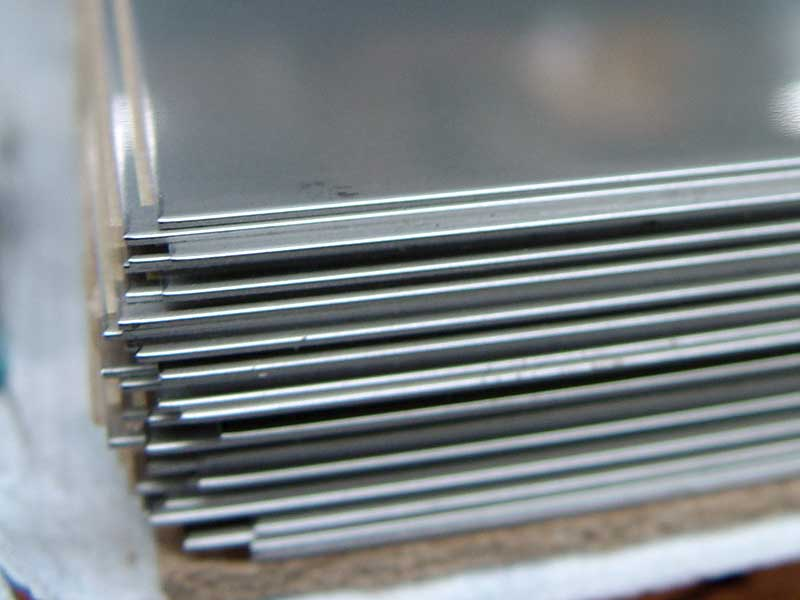 ¿Cambiar Acero por Aluminio?