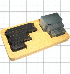 CARRLANE STEP BLOCK AND CLAMP SET    CL-40-SBC