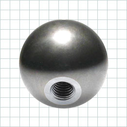 CARRLANE BALL KNOB    CLM-672-SBK-S
