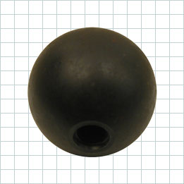 CARRLANE BALL KNOB    CLM-642-SBK
